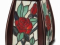 Heirloom Rose Cremation Urn