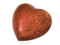 Avondale Copper Heart Cremation Memento